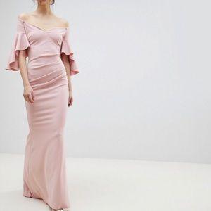 City Goddess maxi dress